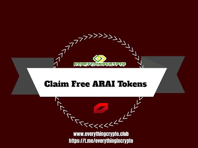 Claim Free ARAI Tokens