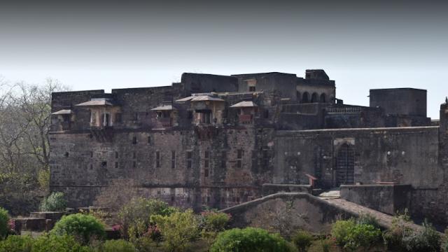 रणथंभोर का किला राजस्थान  Ranthambore Ka Kila Sawai Madhopur Rajasthan