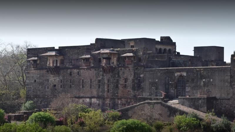 रणथंभोर का किला राजस्थान | Ranthambore Ka Kila Sawai Madhopur Rajasthan