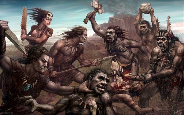 Con người từng chiến đấu với Neanderthals