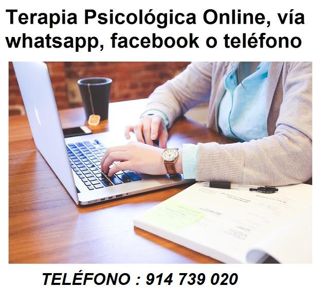Psicólogos online peruanos – Terapias psicológica telefónicas