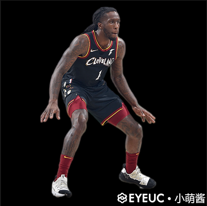 Taurean Prince Updated Full Body Portrait Cavaliers by 小梦酱