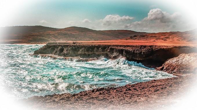 Andicuri Bay, Aruba