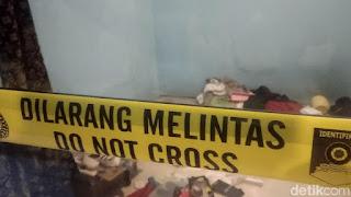 "Geledah Mes Tersangka Teroris Bandung, Polisi Temukan Bundel ""Revolusi Syiah"""