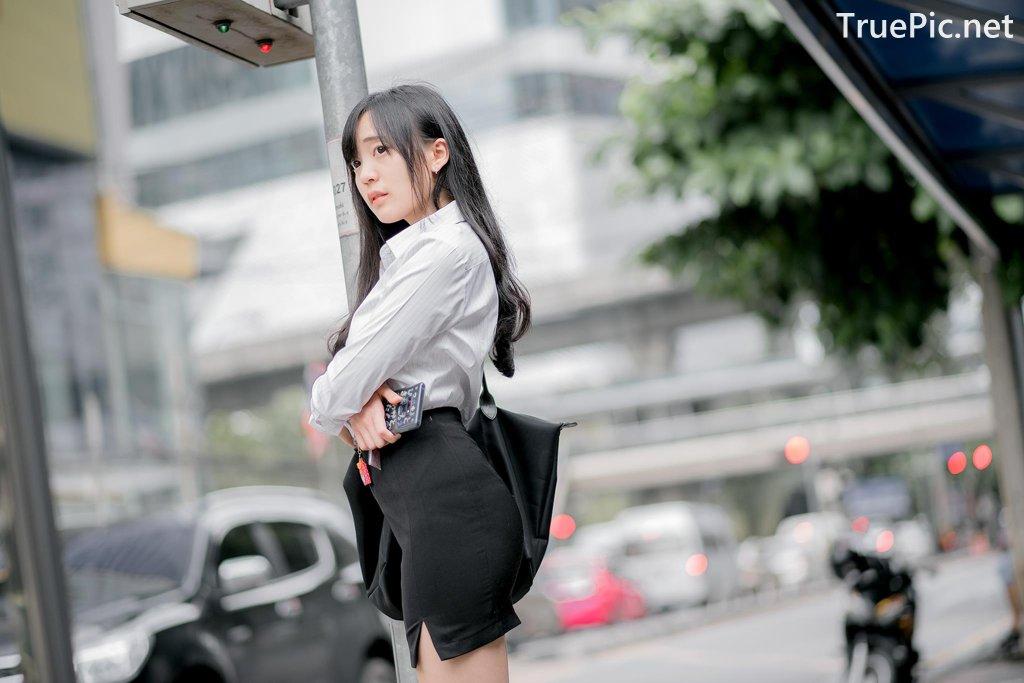 Image Thailand Model - Sarunrat Baifern Ong - Concept Kim's Secretary - TruePic.net - Picture-1