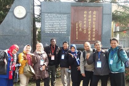 """Traveling dan Belajar di Negeri """"Tembok Raksasa"""" China"""