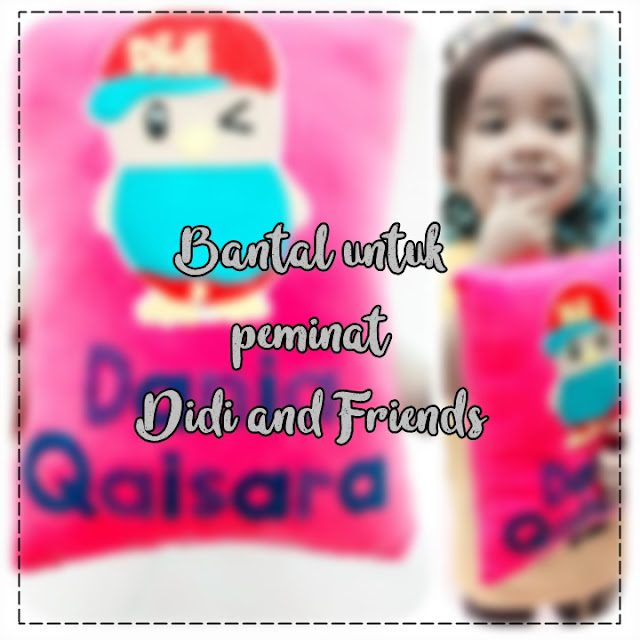 Bantal Didi and Friends