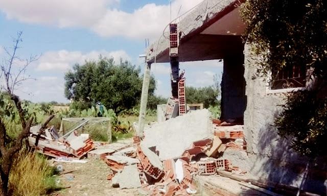 وفاة بعد انفجار منزلها بصفاقس