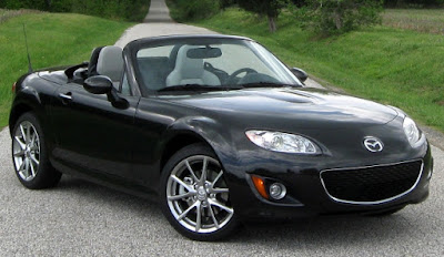 The Mazda MX-5 Dimensions