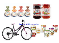 """SaltInBocca 2020 """"VII Edizione"""" : vinci gratis kit Le Conserve della Nonna, PanPiuma, Madama Oliva e bici Lombardo"""