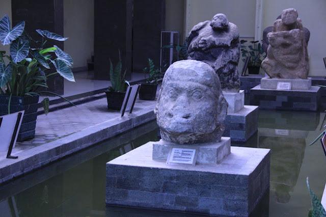 Koleksi Museum Balaputra Dewa Palembang