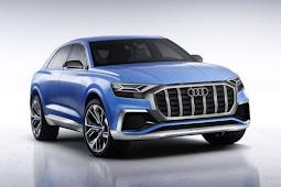 Review Mobil Audi Q8 Paling Keren Banget Jago Design