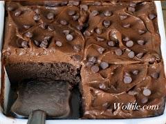 Sweet Flourless Brownies Recipe