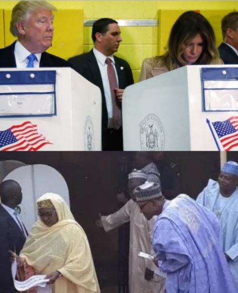#ElectionDay: PHOTO OF THE DAY