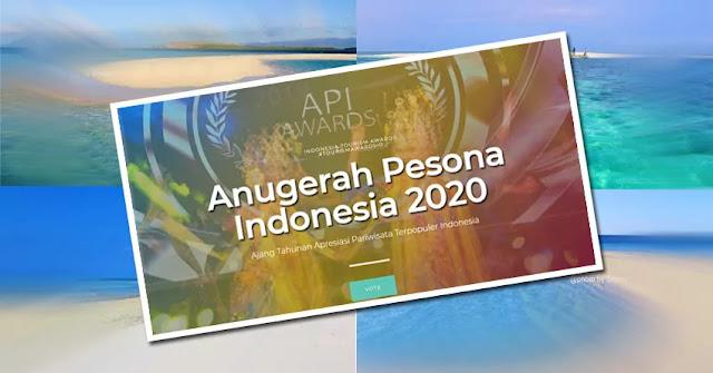 Dukung Pulau Meko Dalam Ajang Anugerah Pesona Indonesia 2020