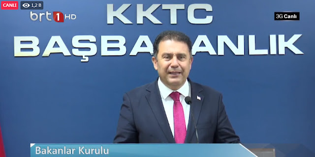TRNC government introduces 1 week partial curfew, rejects advice to fully lock down for 2 weeks