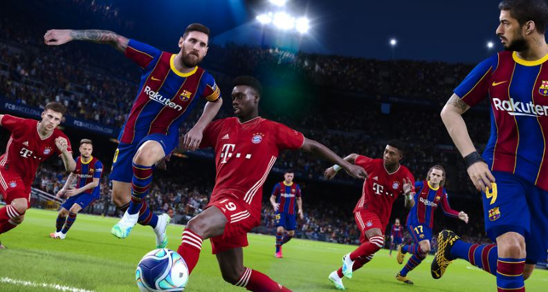 eFootbal PES 2021 PC Full Español