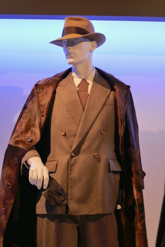 Johnny Depp Murder on Orient Express Edward Ratchett costume
