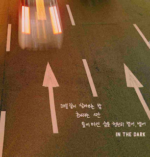 JEONG SEWOON (정세운) IN THE DARK