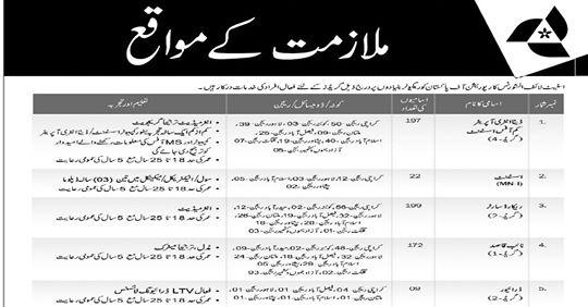 State Life Insurance Jobs 2019 in Pakistan SLIC Latest