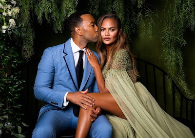 Chrissy Teigen and John Legend latest photos