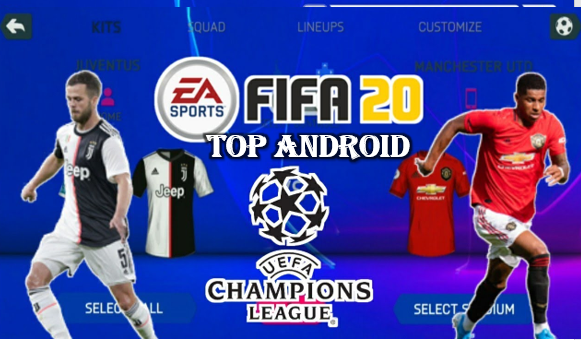 Download FIFA 20 MOD FIFA 14 UCL