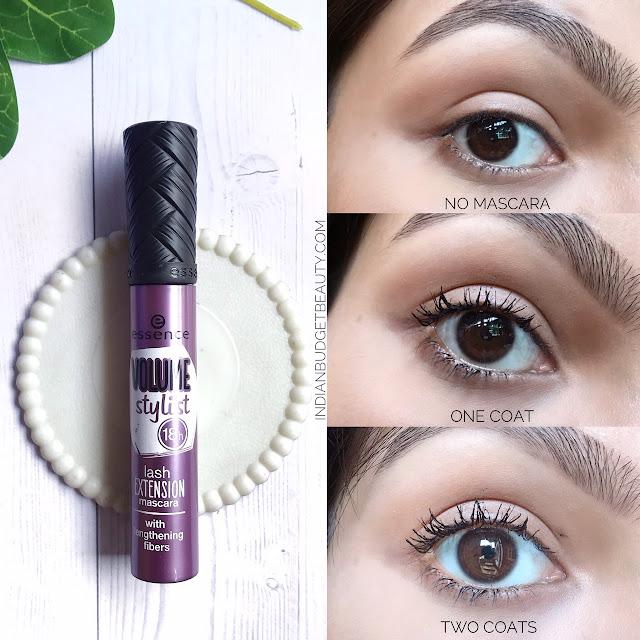essence volume stylist mascara review