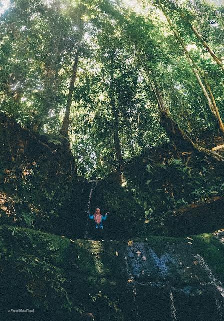 Hiking di Bukit Nenas - Bukit LMD - Air Terjun Makiau - Air Terjun Bukit Nenas Sandakan