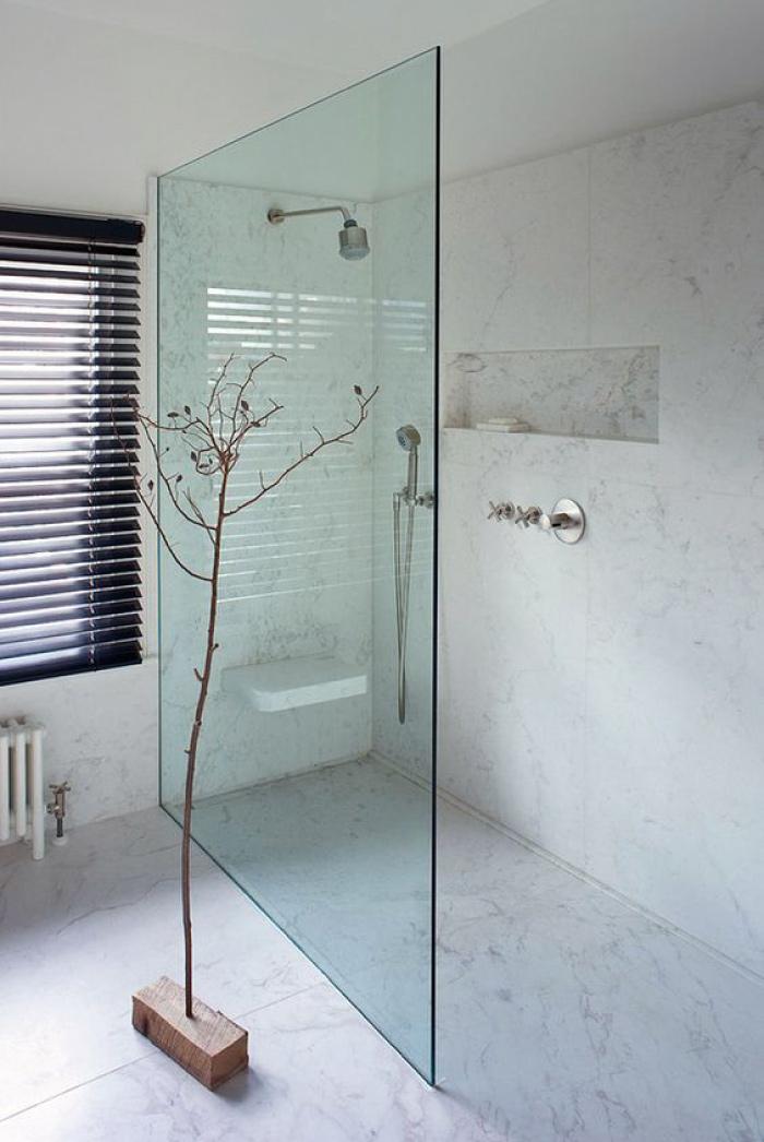 Piatto Doccia Filo Pavimento Bagno.Piatti Doccia A Filo Pavimento Per Bagni Open Space Dettagli Home
