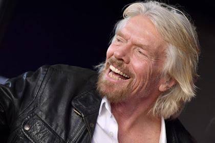 Ingin Sukses Bak Richard Branson, Yuk Simak Tips nya