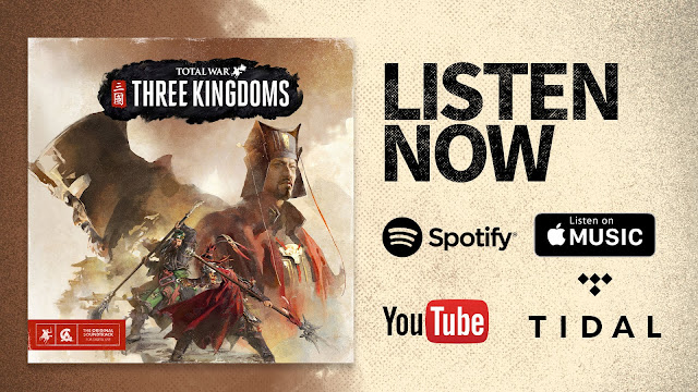 เพลงสามก๊ก Total War : THREE KINGDOMS Soundtrack