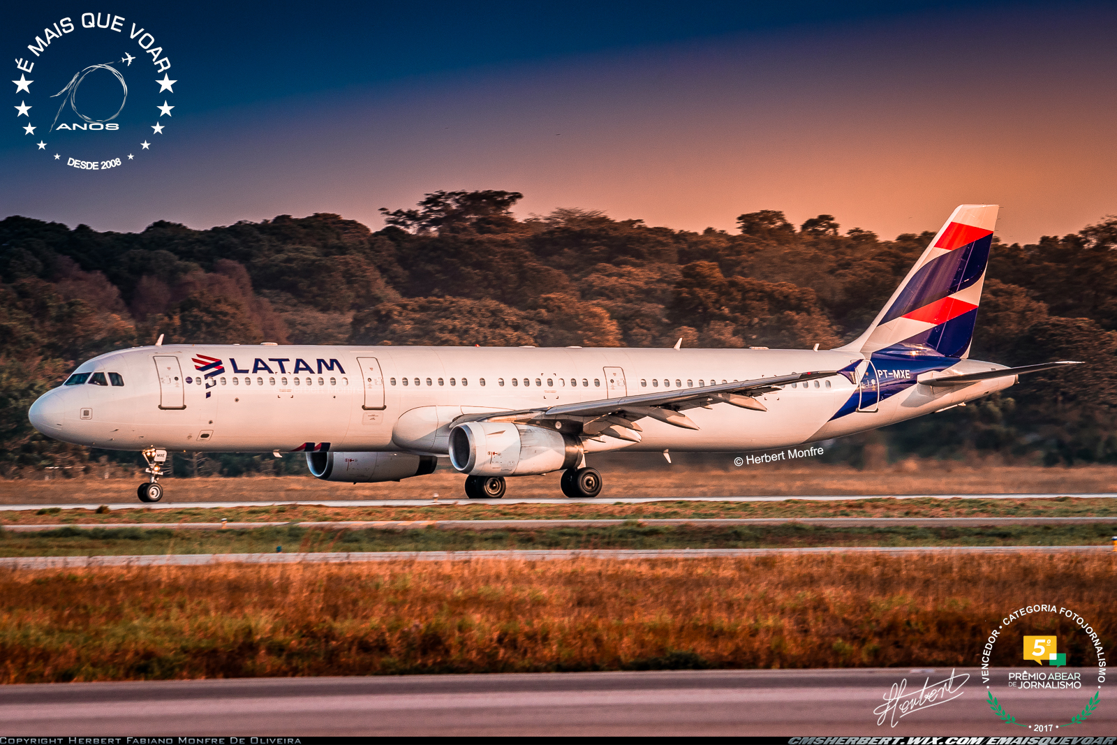 Obras no Aeroporto de Manaus faz LATAM reajustar voos | Foto © Herbert Monfre - É MAIS QUE VOAR