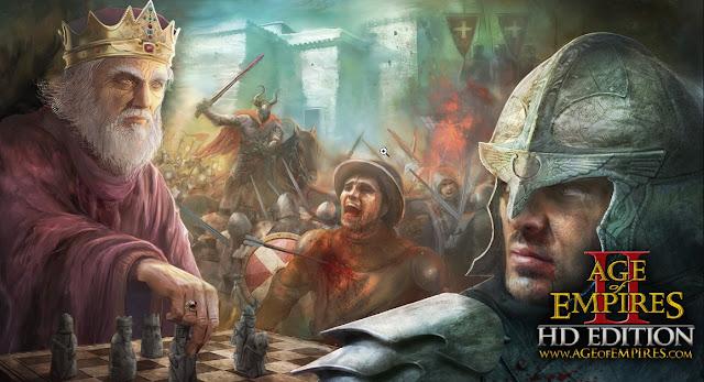 Password dan Cheat Age of Empires 2 Lengkap