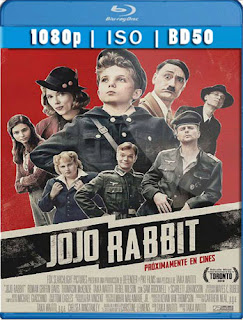 Jojo Rabbit (2019) BD50 [1080p] Latino [Google Drive] Panchirulo