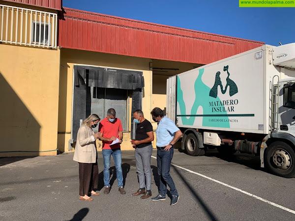 Cabildo y Gobierno de Canarias mejoran las infraestructuras del Matadero Insular para prestar mejores servicios a los ganaderos de la Isla