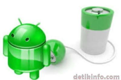 prosentase baterai cepat drop