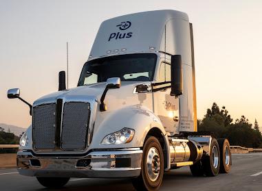 Plus truck