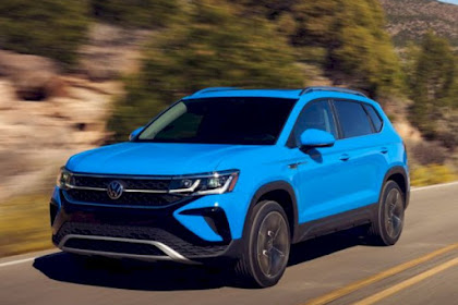 2022 Volkswagen Taos Review, Pricing and Specs