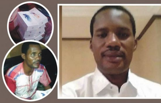 "Seun Egbegbe arraigned in Court for ""Stealing"" iPhones... Granted N2m Bail"