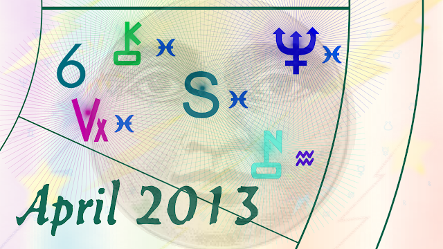 0413.001 Carl Boudreaus Sign by Sign Astrology Forecast for April 2013