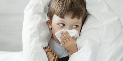 Dua Zat Gizi Untuk Mengurangi Resiko Alergi Pada Anak