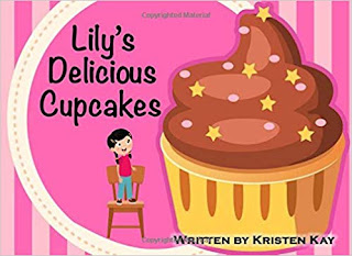 Lily's Delicious Cupcakes (Author Interview)