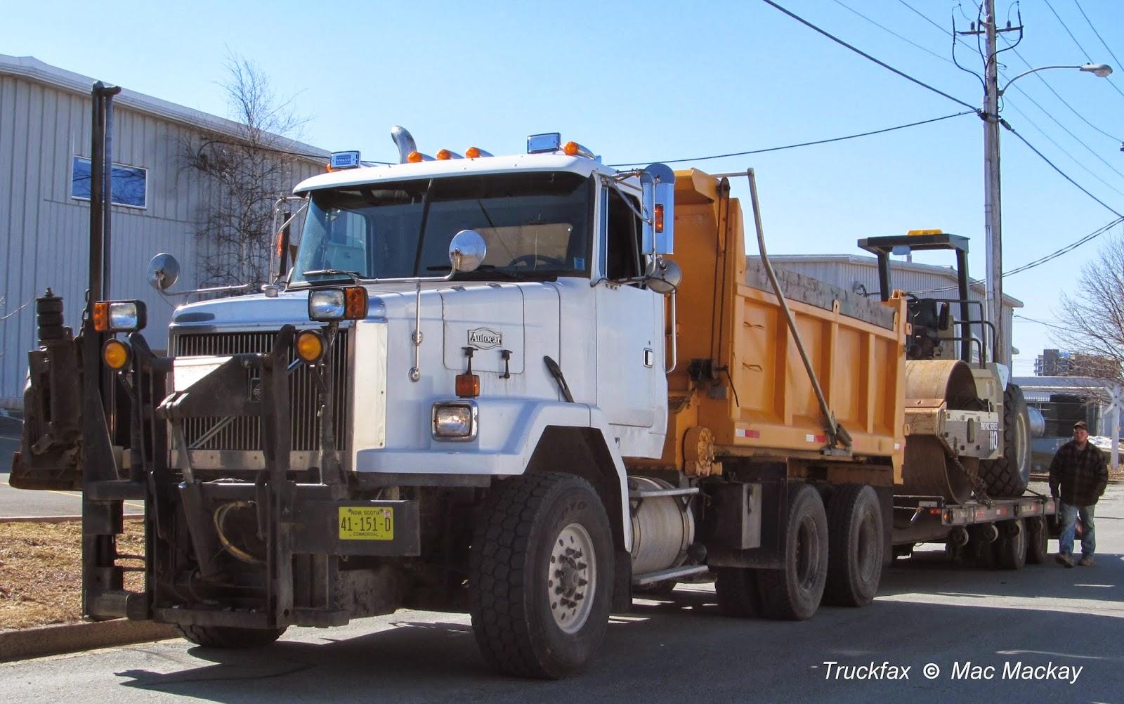 Dump Trailer Nova Scotia Rj45 Female Connector Wiring Diagram Truckfax March 2014