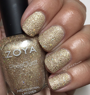 Zoya Seashells Collection; Levi