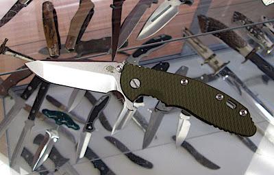 Hinderer knife
