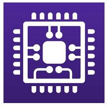 Logo CPU-Z, aplikasi untuk cek detail spesfikasi sebuah smartphone