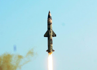 Spotlight : Indian Army Has Test-Fired Surface-To-Surface Prithvi-II Missile