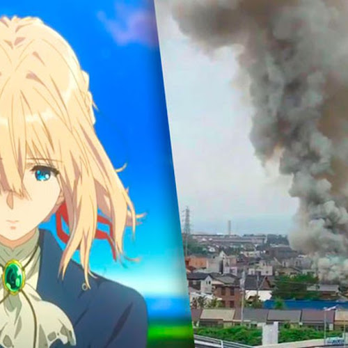 Kyoto Animation es arrasado por un incendio provocado