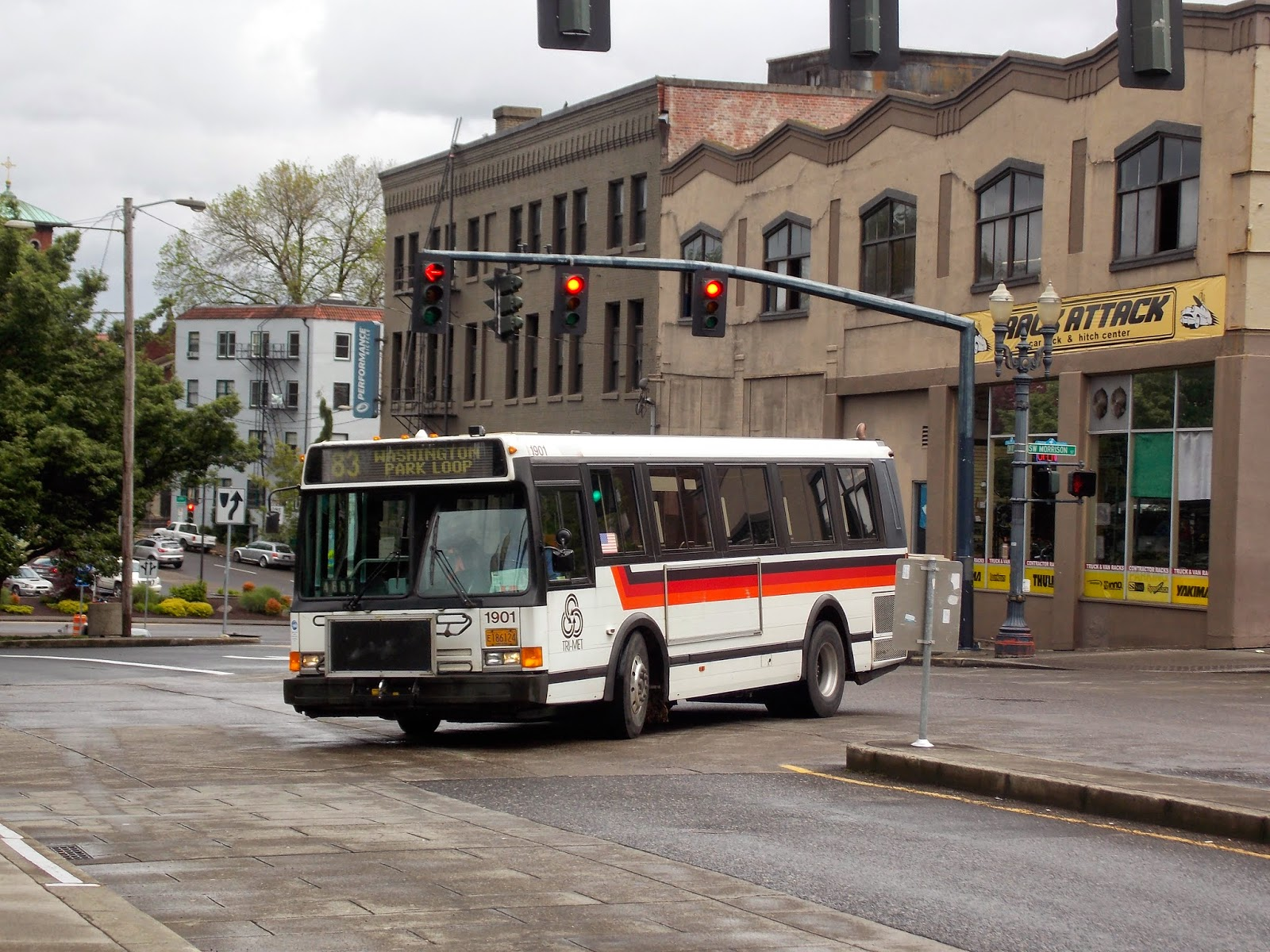 RANTINGS OF A FORMER TRIMET BUS DRIVER: The relics of ...
