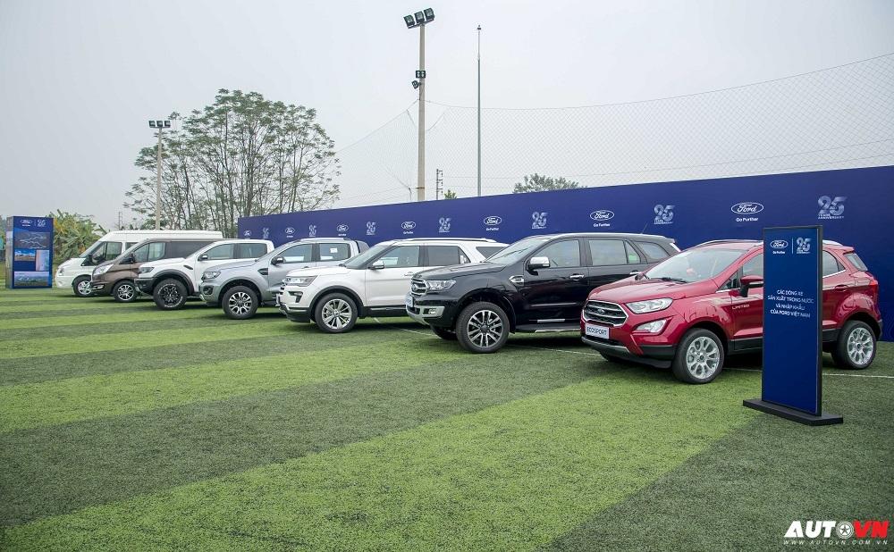 Ford đầu tư 82 triệu USD mở rộng nhà máy lắp ráp Hải Dương